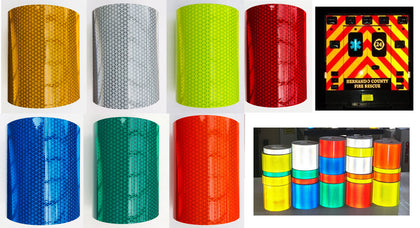 Oralite V98 Conformable Prismatic Reflective Tape
