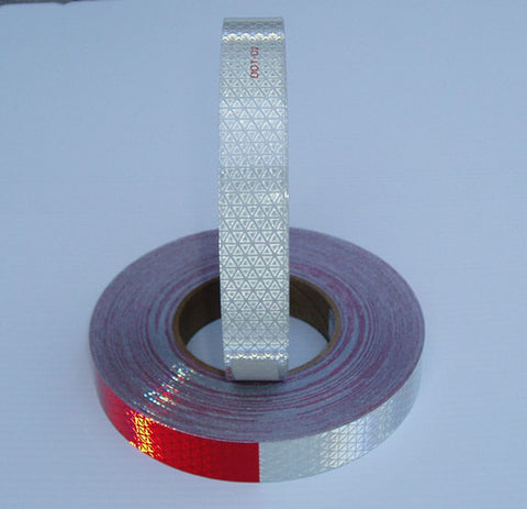 One Inch Wide Oralite Reflexite DOT Tape