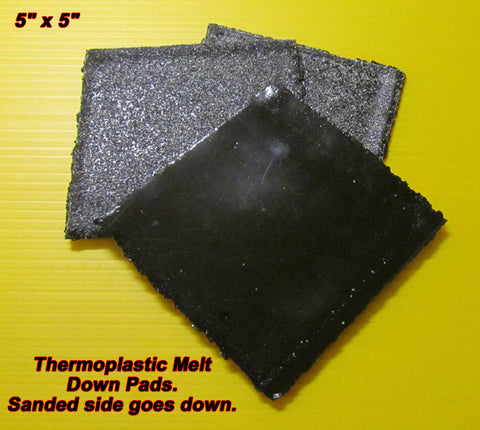Raised Pavement Marker Adhesive Thermo