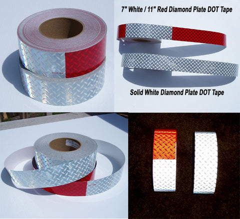 Oralite V52 Prismatic DOT C2 Reflective Tape
