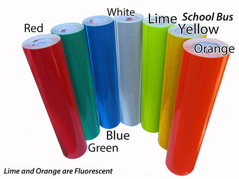 Oralite V98 - 24 Inch Wide - 10' and 50' Rolls - 7 Colors