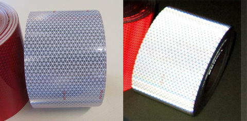 Three Four Inch Oralite DOT C2 Reflective Tape