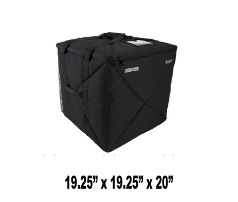 "CPBHTF20 - Large Capacity Delivery Bag for 14,16 & 18"" Pizzas (Packed 2 Per Case -- Unit Price: $47.99) - Ultimate Pizza Bag"