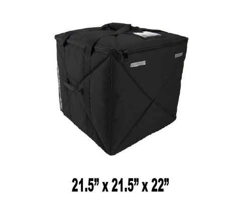 "UP-CPBHTF22 - Large Capacity Delivery Bag for 14,16 & 18"" Pizzas (Packed 2 Per Case -- Unit Price: $51.99) - Ultimate Pizza Bag"