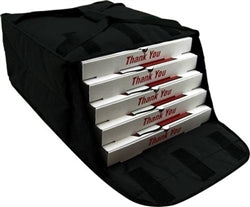 UP-PF4/1618D - Pizza Bag & Heater Combo - Ultimate Pizza Bag