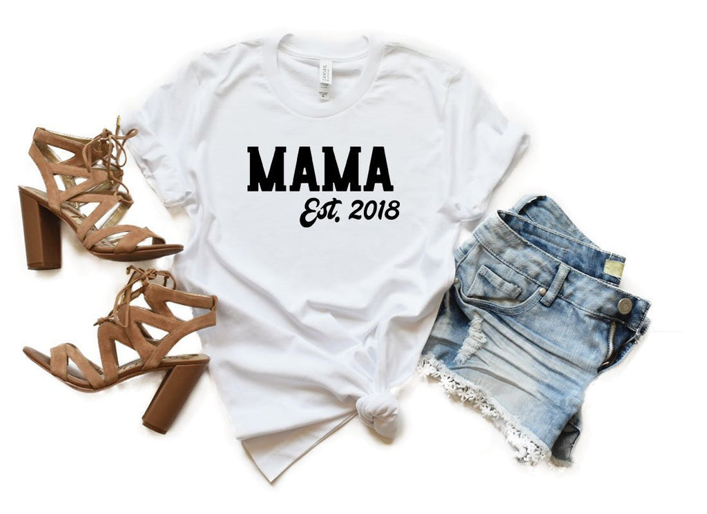 Mama Shirt, Mom Life Shirt, Gift for Mama, Mama Gift, Mother's Day Gift, Proud to be a Mama, Mama Life, Mama Shirt Women, Women Clothes