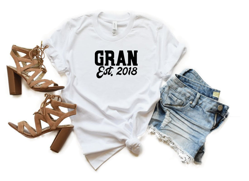 Grandma Shirt, Gift, Gift for Gran, Gift for Her, Mothers Day Gift, Gift for Grandma, Personalized Shirt, Gran Shirt