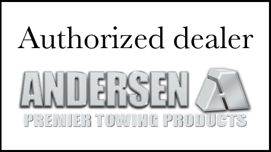 Authorized Dealer Andersen Hitches