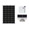 Zamp 100 Watt Deluxe Solar Expansion Kit