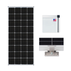Zamp 160 Watt Deluxe Solar Expansion Kit