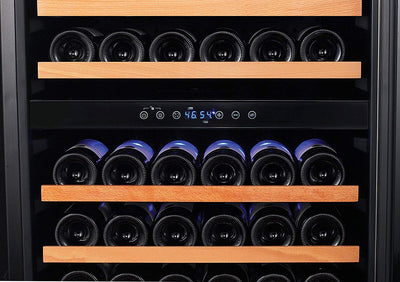 166 Bottle Dual Zone | Bestseller