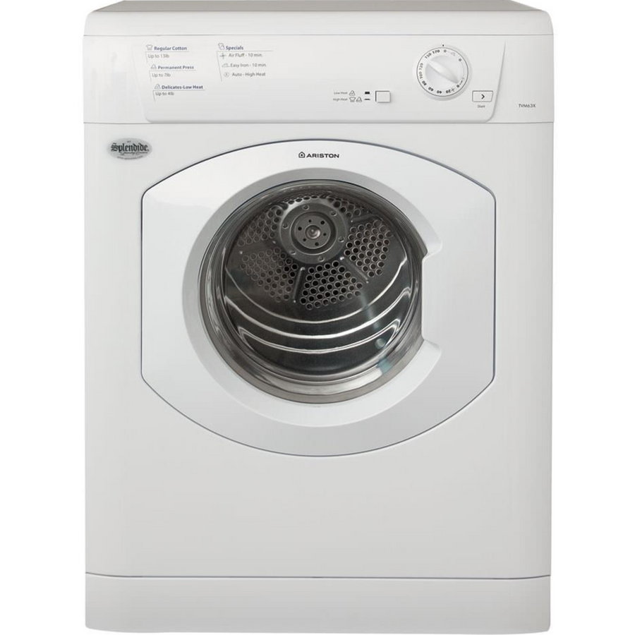 Splendide Washer Dryer All In One Vented 2100xc White