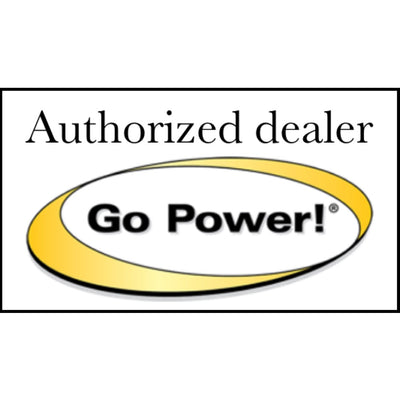 Go Power RV 170 Watt Expansion Module OVERLANDER-E