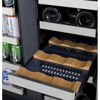 FlexCount Series 2 Door Wine Refrigerator/Beverage Center Combo