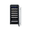 FlexCount Series Single Zone Wine Refrigerator - 30 Bottles