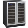 FlexCount Series Dual Zone Wine Refrigerator - 36 Bottles
