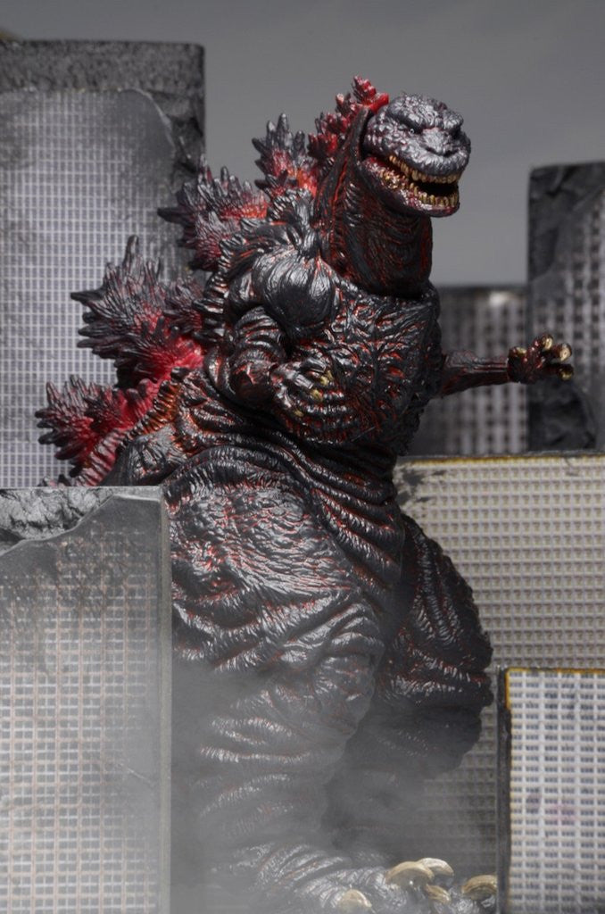 Godzilla – 12″ Head-To-Tail Action Figure – Shin Godzllia 2016 Film - 42881 NECA