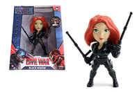 Metals Die Cast | Captain America: Civil War - Black Widow Figure 4