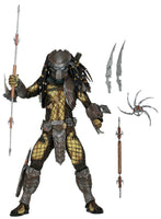 Predator - 7″ Scale Action Figure Temple Guard Predator AvP Movie Series 15 Assortment - NECA