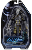 Predator - 7″ Scale Action Figure Masked Scar Predator Alien vs Predator 15 Assortment - NECA 51531