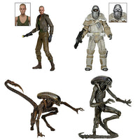 Alien 3 – 7″ Scale Action Figures – Series 8  Assortment 1992 (Set of 4)