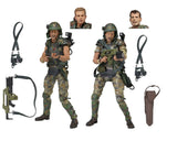 "Aliens – 7"" Scale Action Figures – Colonial Marines 30th Anniversary 2-Pack NECA 51643"