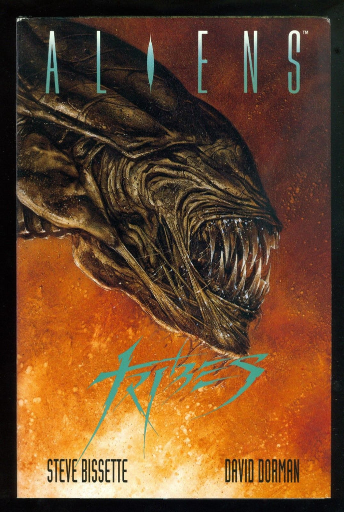 Aliens Tribes, Hard Back, Signed by Dave Dorman, Never Read, 1st Print, 9.0-10.0.