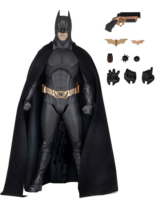 Batman Begins - 1/4 Scale Action Figure - Batman Christian Bale - NECA 61429