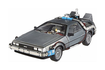 Back to The Future Time Machine Opening Mr. Fusion - 1/18