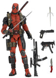 "Deadpool Action Figure 1/4"" Scale - 18"" Marvel Comics - NECA 61384"