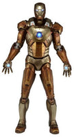 Marvel Avengers 1/4 Scale Iron Man Midas Gold Armor Action Figure NECA 612248