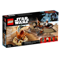 LEGO® Star Wars™ Desert Skiff Escape 75174