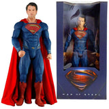 Man of Steel – 1/4th Scale Superman Action Figure - 61404 NECA