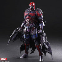 Marvel Universe Magneto Action Figure Variant Play Arts Kai by Square Enix