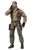 "Predator - 7"" Scale Action Figure - 30th Anniversary Jungle Extraction Dutch NECA - 51552"
