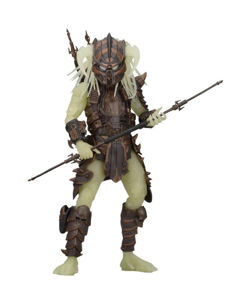 "Predator - 7″ Scale Action Figure - Stalker ""Glow In The Dark"" -  Series 16 Assortment - NECA 51532"