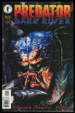 Predator Dark River Comic set 1-2-3-4 Lot Dark Horse Miran Kim cvr art Bag Board