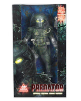 Predator 1/4 Scale Action Figure Jungle Demon with LED 30th Anniversary NECA 51568