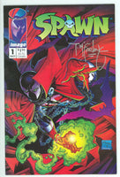 Spawn #1 Signed Mcfarlane Image Comics 1992