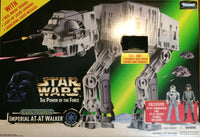 Star Wars AT-AT Imperial Walker POTF 1997 Kenner Hasbro Mint New - 69733