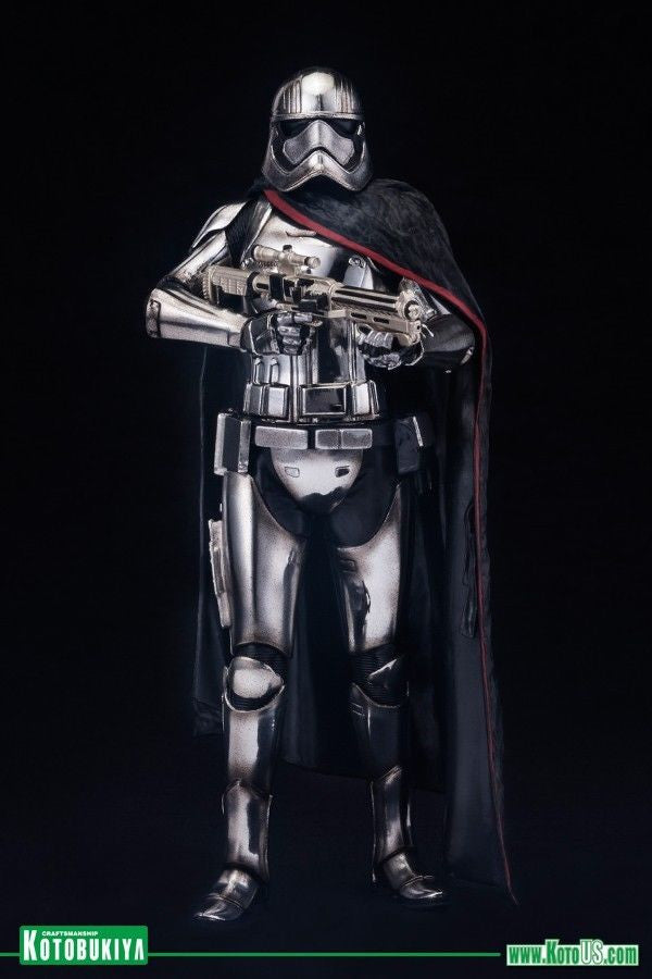 Star Wars: The Force Awakens Captain Phasma ArtFX+ Statue Kotobukiya