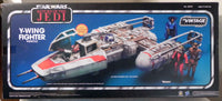 Star Wars Vintage Collection ROTJ Y-Wing Fighter Toys R Us Exclusive New Sealed 2010
