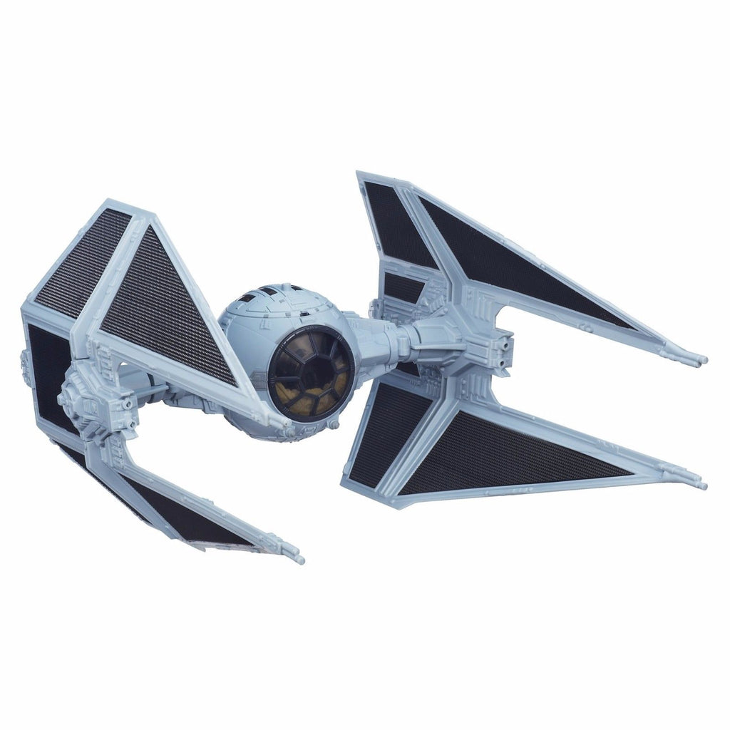 Star Wars Return of The Jedi Tie Interceptor Vehicle Action Figure Vintage Collection Hasbro Kenner
