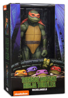 Teenage Mutant Ninja Turtle 1990 Movie 1/4 Scale Action Figure Michelangelo NECA 54054