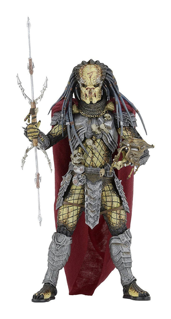 Predator - 7″ Scale Action Figure Elder Predator 2004 Movie Alien vs Predator 17 Assortment - NECA
