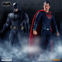 One:12 Collective Dawn Of Justice Superman - 1/12 Scale Action Figure - WC-76331