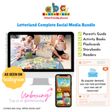 Letterland Complete Social Media Bundle
