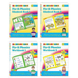 Fix-it Phonics - Level 2 - Student Pack (2nd Edition)