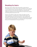 Learn to Read and Write - A parent's guide