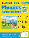 Phonics Activity Book 3